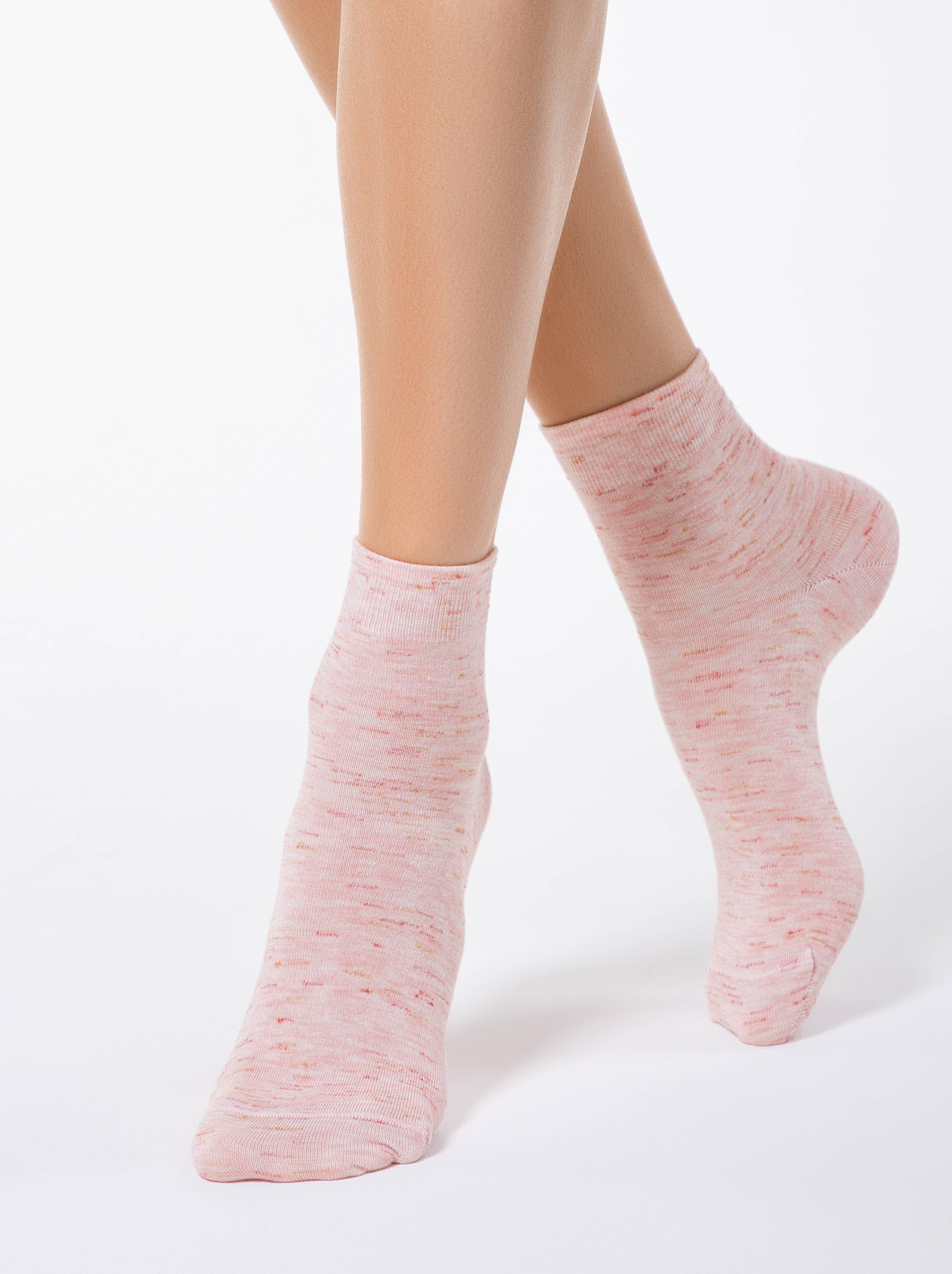 Носки вискозные женские ⭐️ Меланжевые носки COMFORT ⭐️