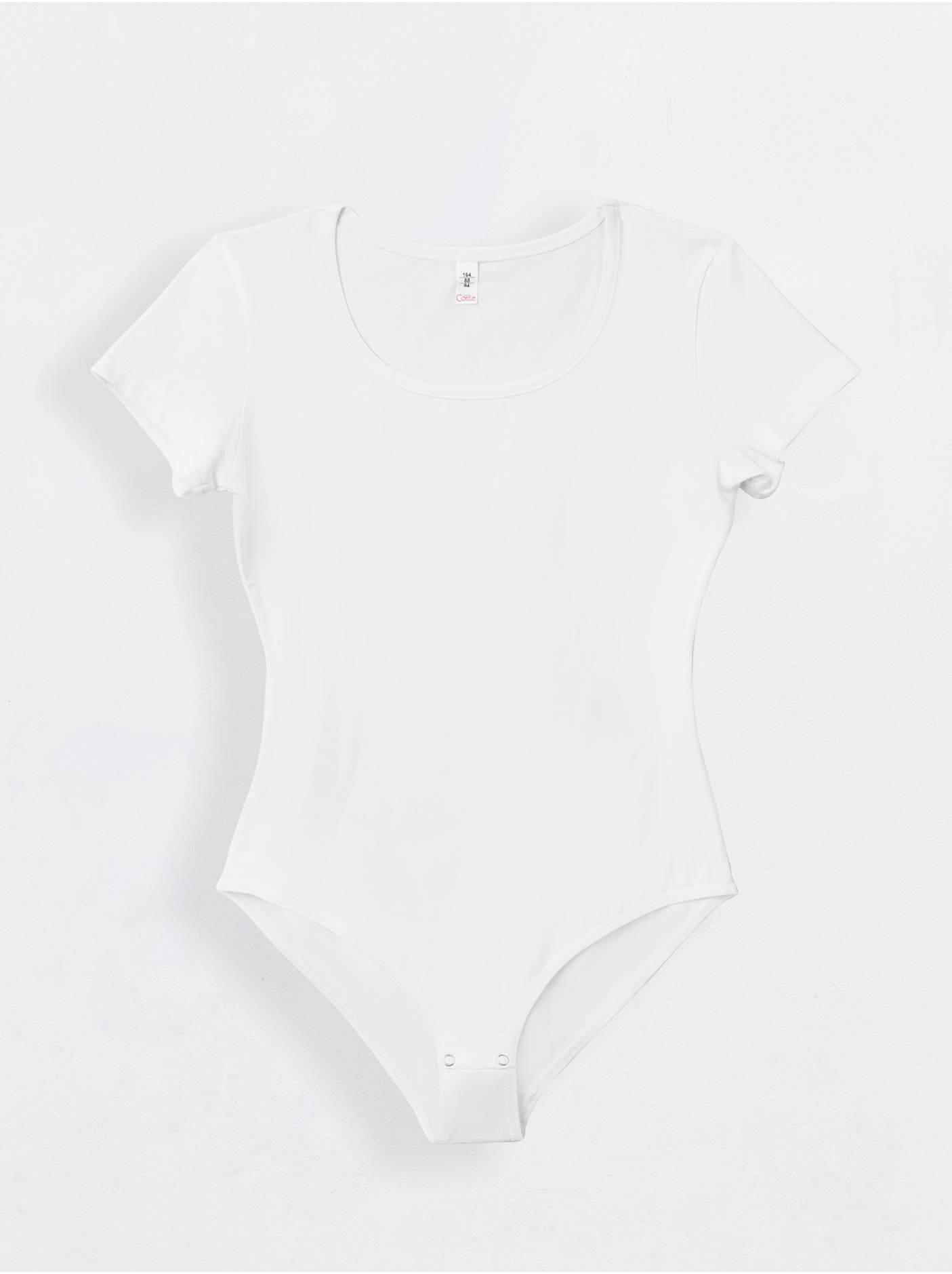Боди женское ⭐️ Боди женское COMFORT LBF 563 белого цвета ⭐️