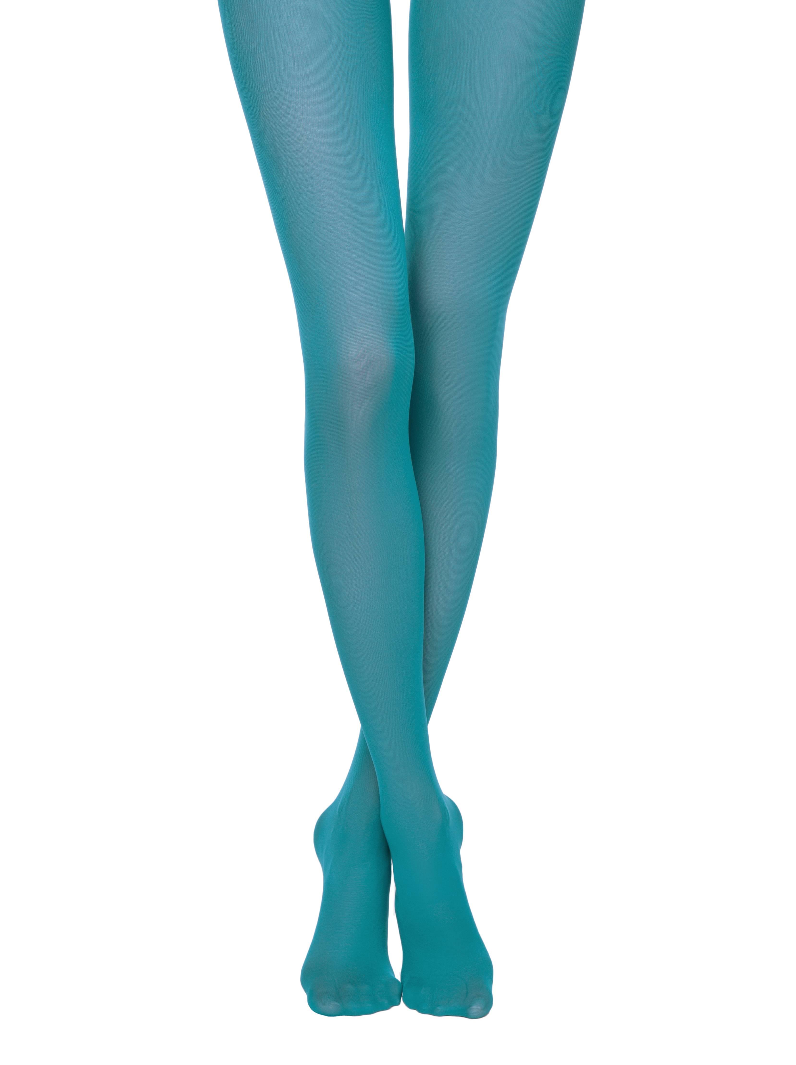 Колготки полиамидные женские ⭐️ Плотные цветные колготки COLOURS TOP Lycra® ⭐️