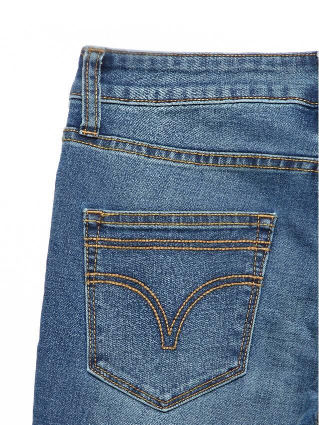Ультракомфорные eco-friendly джинсы skinny со средней посадкой CON-182 9