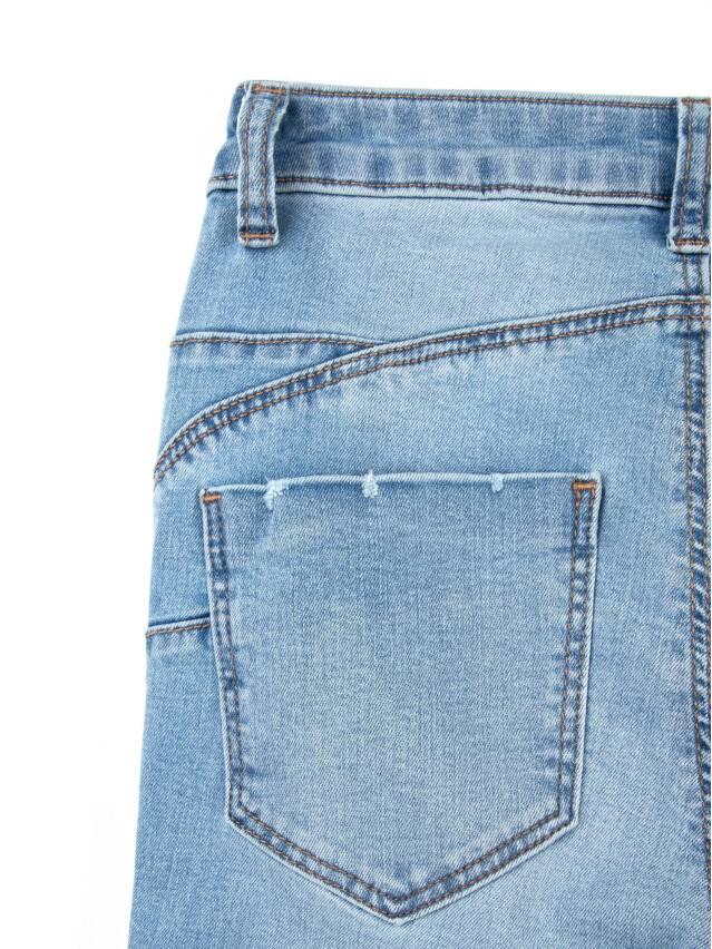 Моделирующие джинсы PUSH UP с высокой посадкой CON-42 6