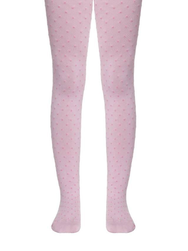 Колготки хлопковые детские TIP-TOP 4С-06СП, p. 140-146, светло-розовый, рис. 323 - 1