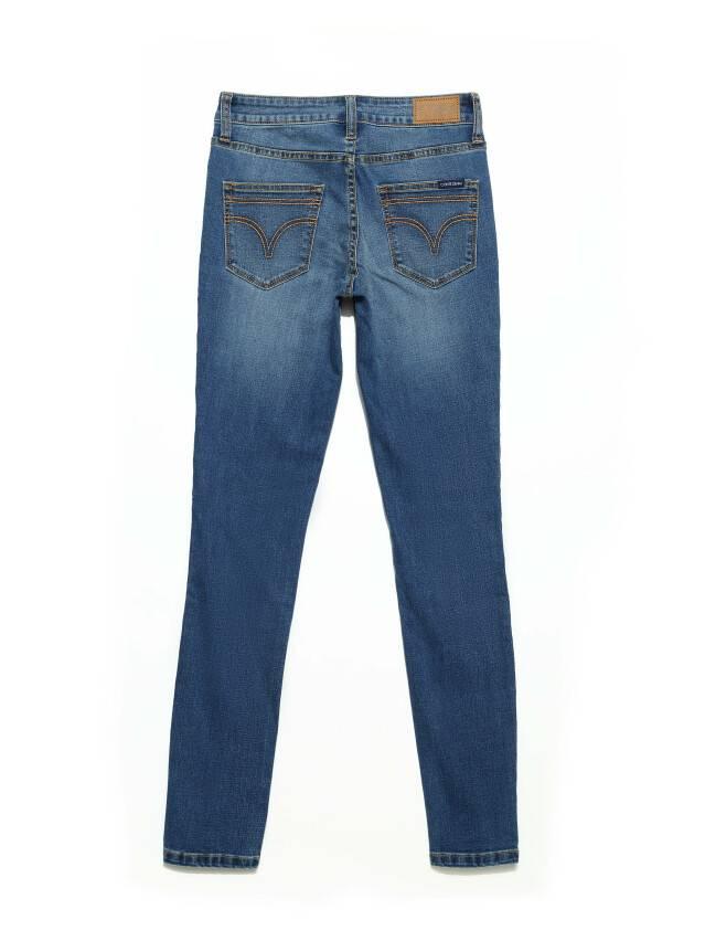 Ультракомфорные eco-friendly джинсы skinny со средней посадкой CON-182 6