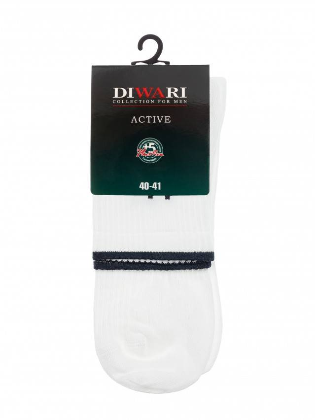 Носки мужские ACTIVE 13С-17СП, р. 40-41, белый, рис. 029 - 3