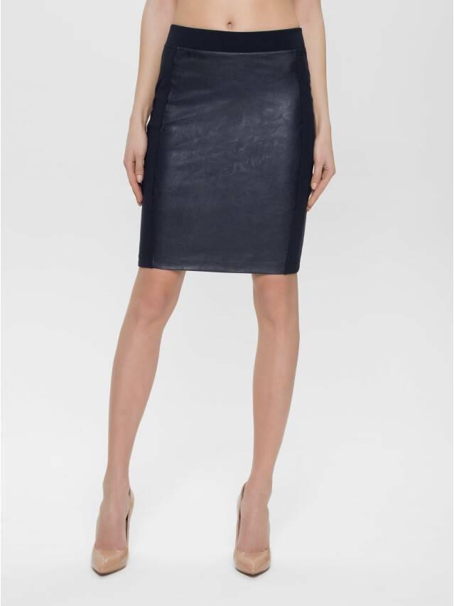 ᐅ Купить моделирующая юбка с фигурной вставкой кожа CAPRICE в Минске цвет антрацит ?️ в интернет магазине с доставкой по Беларуси