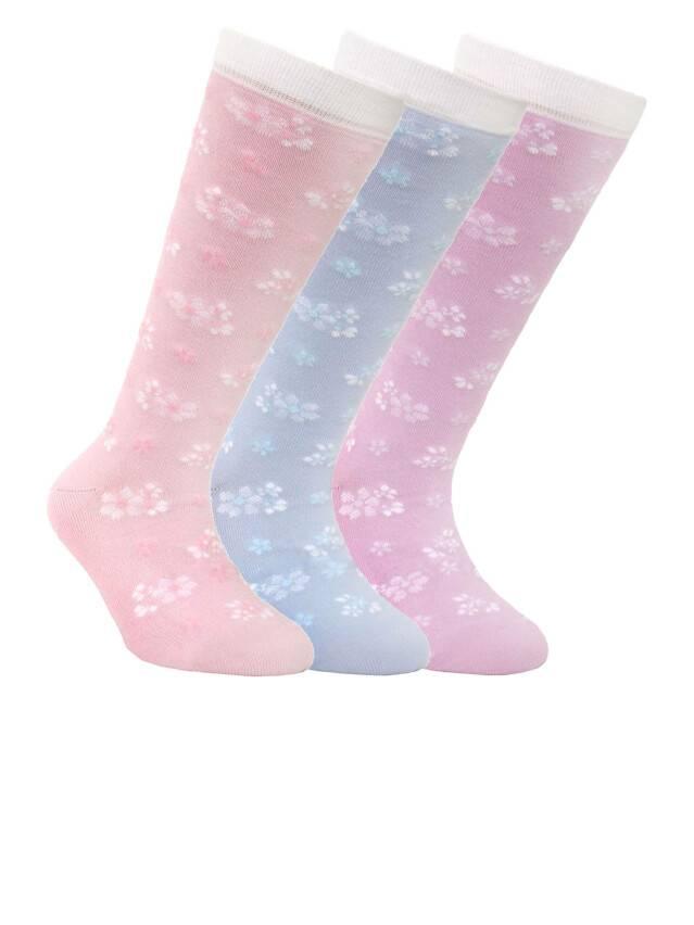 Гольфы хлопковые детские TIP-TOP 7С-21СП, p. 20, бледно-фиолетовый, рис. 039 - 1