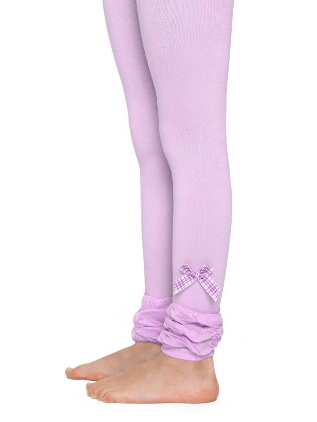 Леггинсы для девочек VIVA (декор) 12С-15СП, p. 116-122, бледно-фиолетовый, рис. 000 - 1
