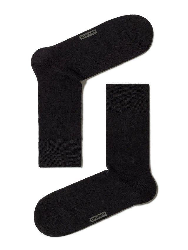 Носки мужские COMFORT (махровые) 7С-24СП, р. 40-41, черный, рис. 000 - 1