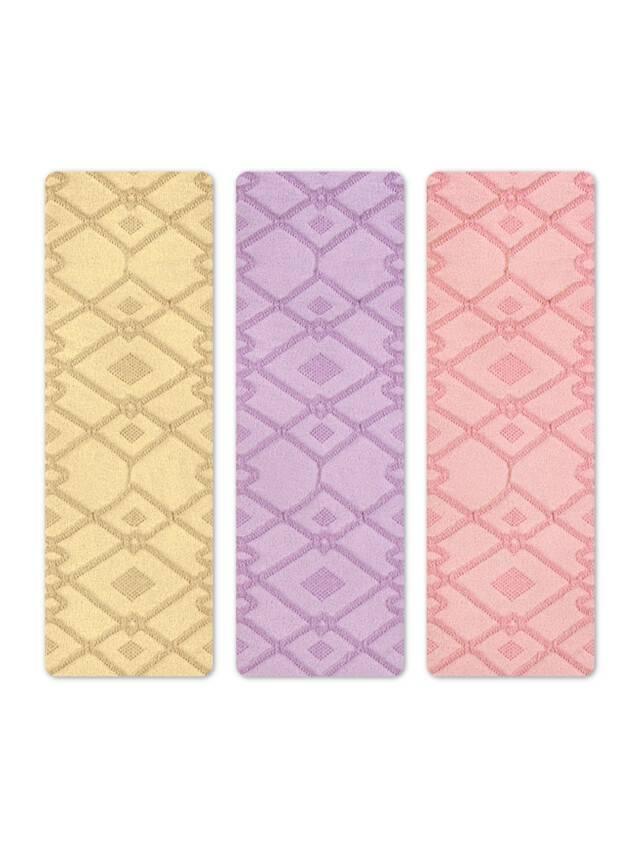 Колготки хлопковые детские BRAVO (жаккардовые) 7С-44СП, p. 140-146, светло-розовый, рис. 209 - 1
