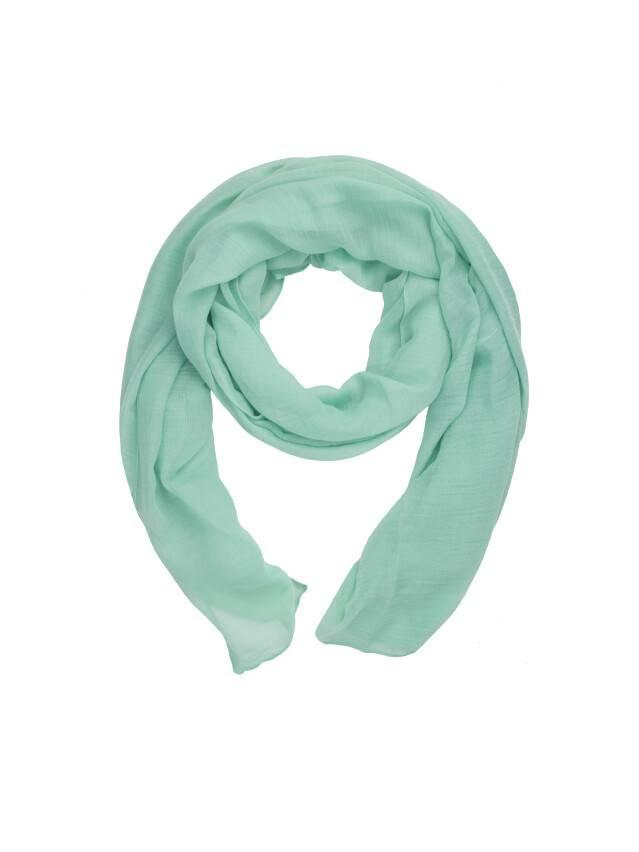 Светло-изумрудный шарф CS002 1