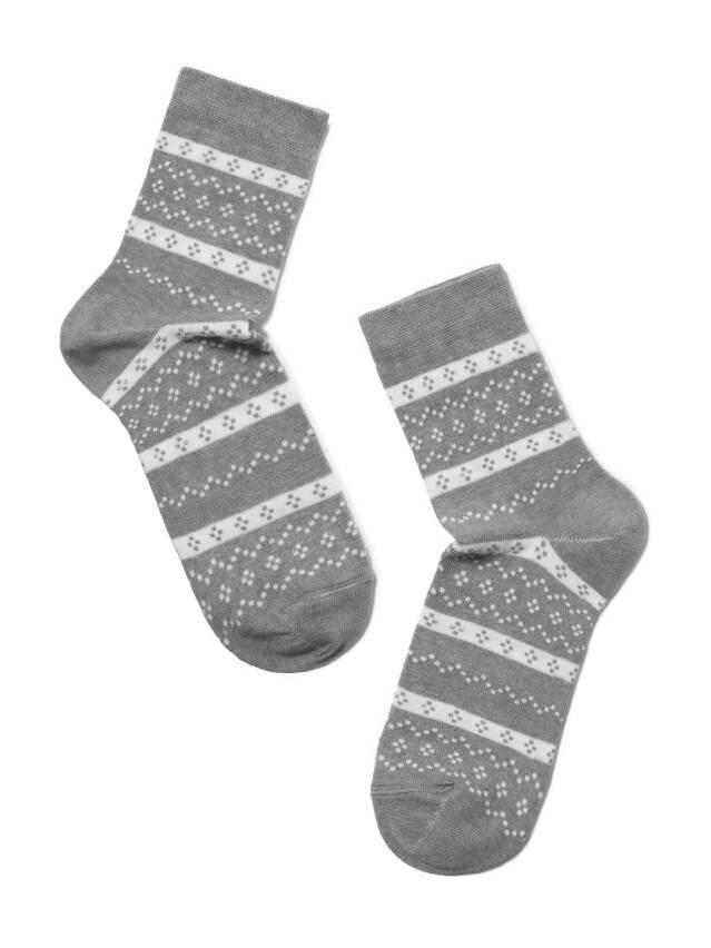 Носки хлопковые женские CLASSIC 15С-15СП, р. 36-37, серый, рис. 062 - 2