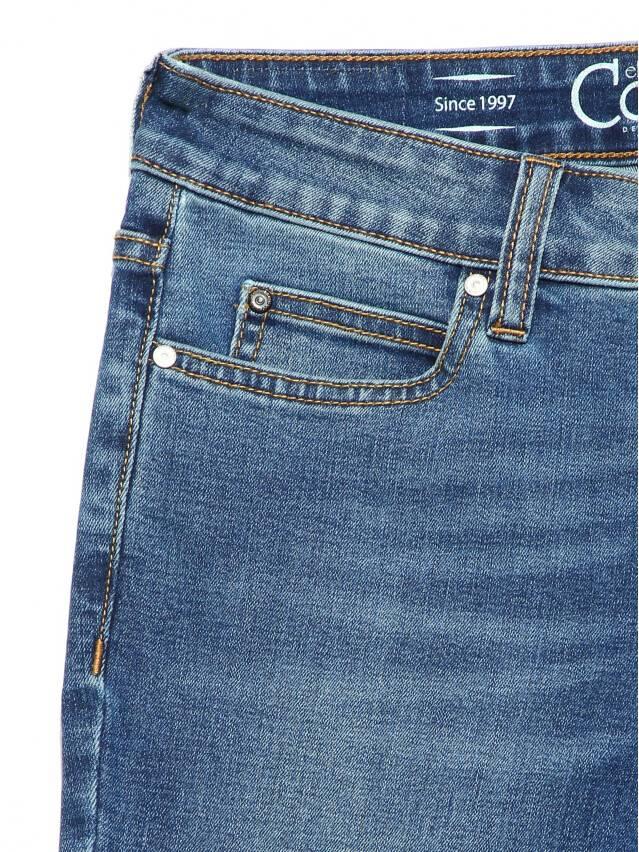 Ультракомфорные eco-friendly джинсы skinny со средней посадкой CON-182 7