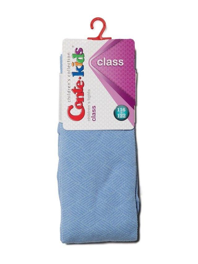 Колготки хлопковые детские CLASS (тонкие) 7С-31СП, p. 104-110, голубой, рис. 199 - 2