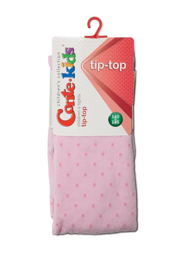 Колготки хлопковые детские TIP-TOP 4С-06СП, p. 140-146, светло-розовый, рис. 323 - 2