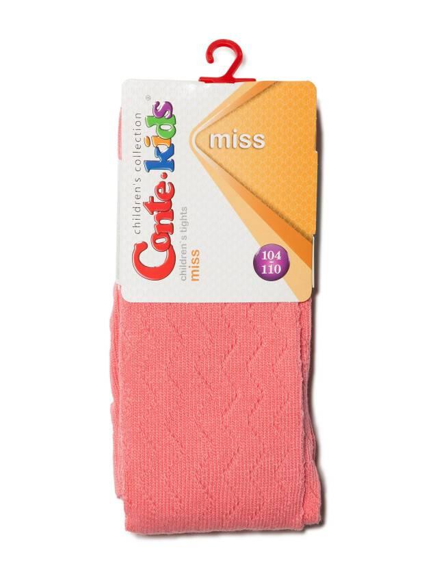 Колготки хлопковые детские MISS (ажурные) 7С-80СП, p. 92-98, светло-розовый, рис. 268 - 2