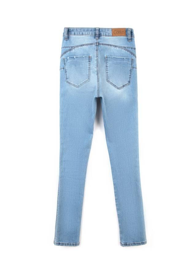 Моделирующие джинсы PUSH UP с высокой посадкой CON-42 4