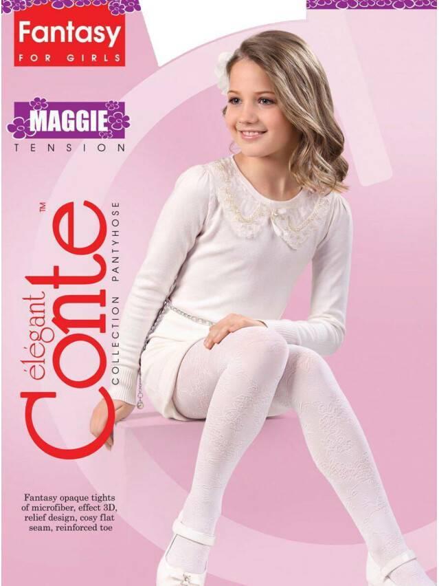 Колготки полиамидные детские MAGGIE 14С-10СП, p. 104-110, nero - 2