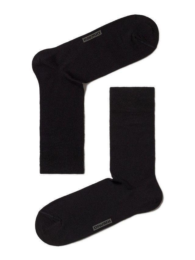 Носки мужские CLASSIC COOL EFFECT 7С-23СП, p. 38-39, черный, рис. 000 - 1