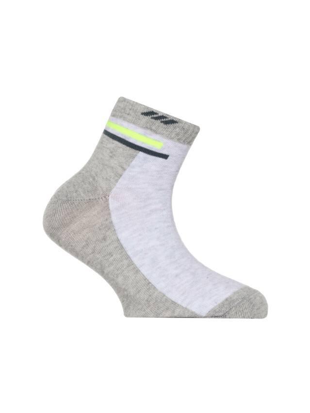 Носки хлопковые детские ACTIVE 7С-97СП, p. 20, серый, рис. 137 - 1