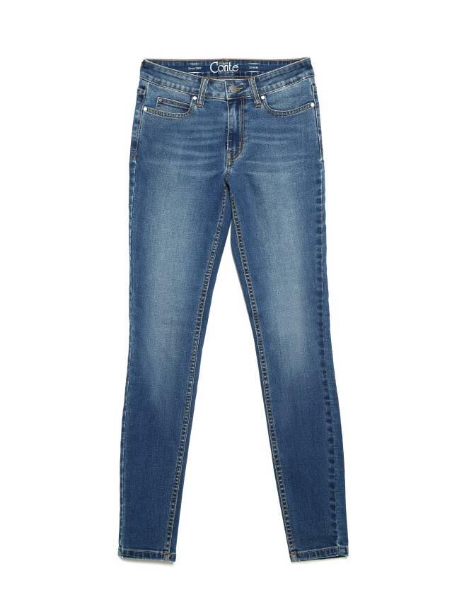 Ультракомфорные eco-friendly джинсы skinny со средней посадкой CON-182 5