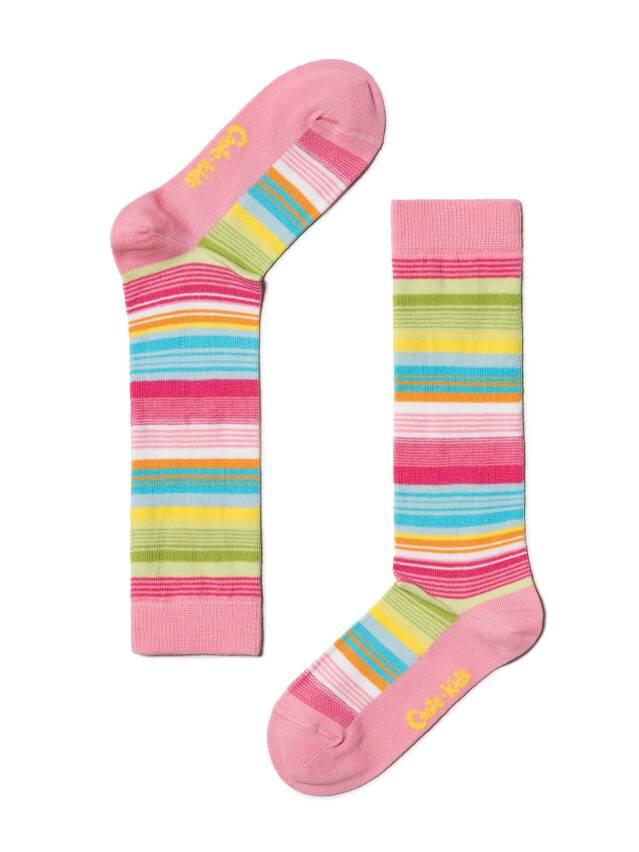Гольфы хлопковые детские TIP-TOP 7С-21СП, p. 16, светло-розовый, рис. 024 - 1