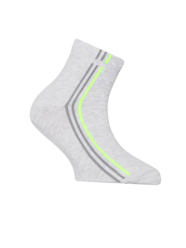 Носки хлопковые детские ACTIVE 7С-97СП, p. 20, светло-серый, рис. 136 - 1