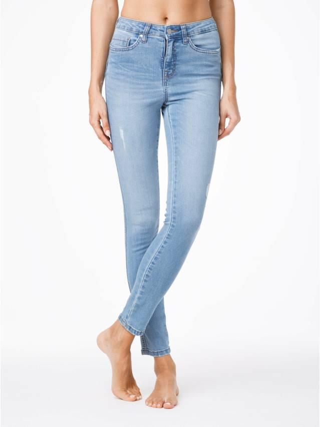 Моделирующие джинсы PUSH UP с высокой посадкой CON-42 1