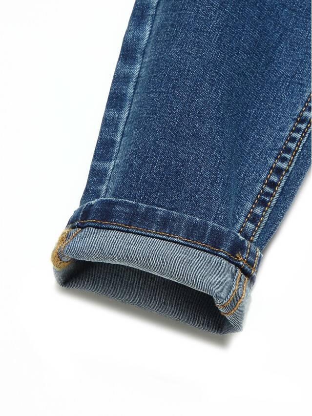Ультракомфорные eco-friendly джинсы skinny со средней посадкой CON-182 8