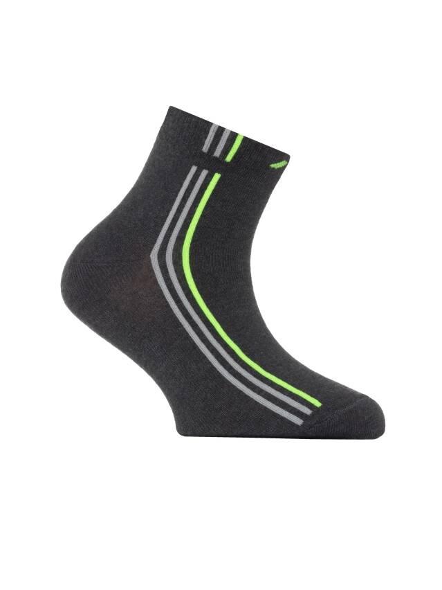Носки хлопковые детские ACTIVE 7С-97СП, p. 20, темно-серый, рис. 136 - 1