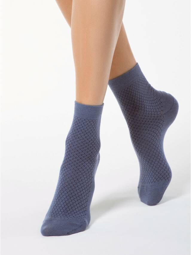 Носки хлопковые женские CLASSIC 15С-15СП, р. 36-37, лавандовый, рис. 061 - 1