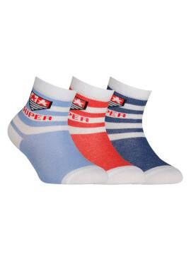 Носки хлопковые детские TIP-TOP 5С-11СП, размер 12, цвет голубой