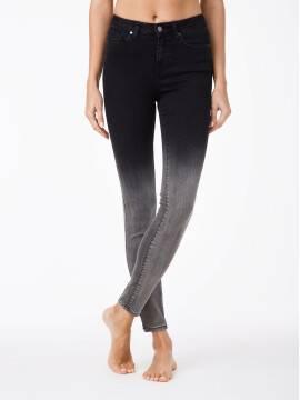 Джинсы женские Fashion Джинсы Fashion Super slimming CON-57 , размер 170-102, цвет черный