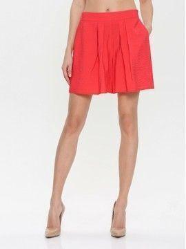 шорты женские шорты-юбка из вискозы премиального качества MIAMI 18С-695ТСП, размер 170-84-90, цвет iris
