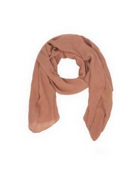 шарф женский CS006 , размер 180,0х90,0, цвет терракотовый