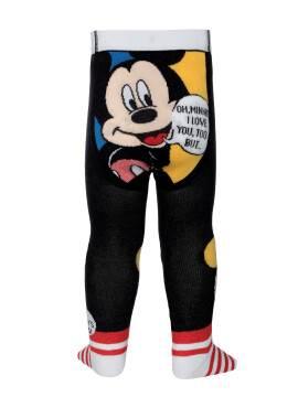 Колготки детские Disney 17С-130СПМ, размер 62-74, цвет черный