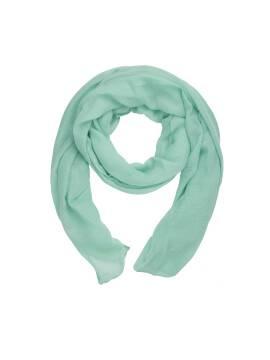 шарф женский CS002 , размер 180,0х90,0, цвет светло-изумрудный