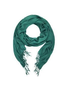 шарф женский CS009 , размер 180,0х60,0, цвет лазурно-серый