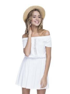 Платье LPL 523 15С-073ТСП, размер 158,164-100-106, цвет молочный