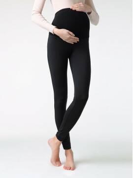Леггинсы женские Леггинсы для беременных SOFTI 17С-406ТСП, размер 164-102, цвет nero