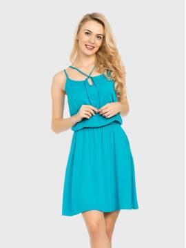Платье Платье LPL 743 17С-384ТСП, размер 164-84-90, цвет бирюза
