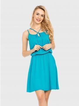 Платье женское Платье LPL 743 17С-384ТСП, размер 164-84-90, цвет бирюза