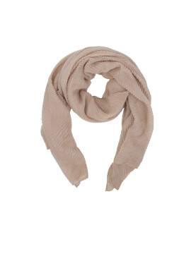 шарф женский CS004 , размер 180,0х90,0, цвет светло-бежевый