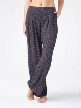 Брюки женские Широкие брюки ROMA 15С-067ТСП, размер 164-64-92, цвет black