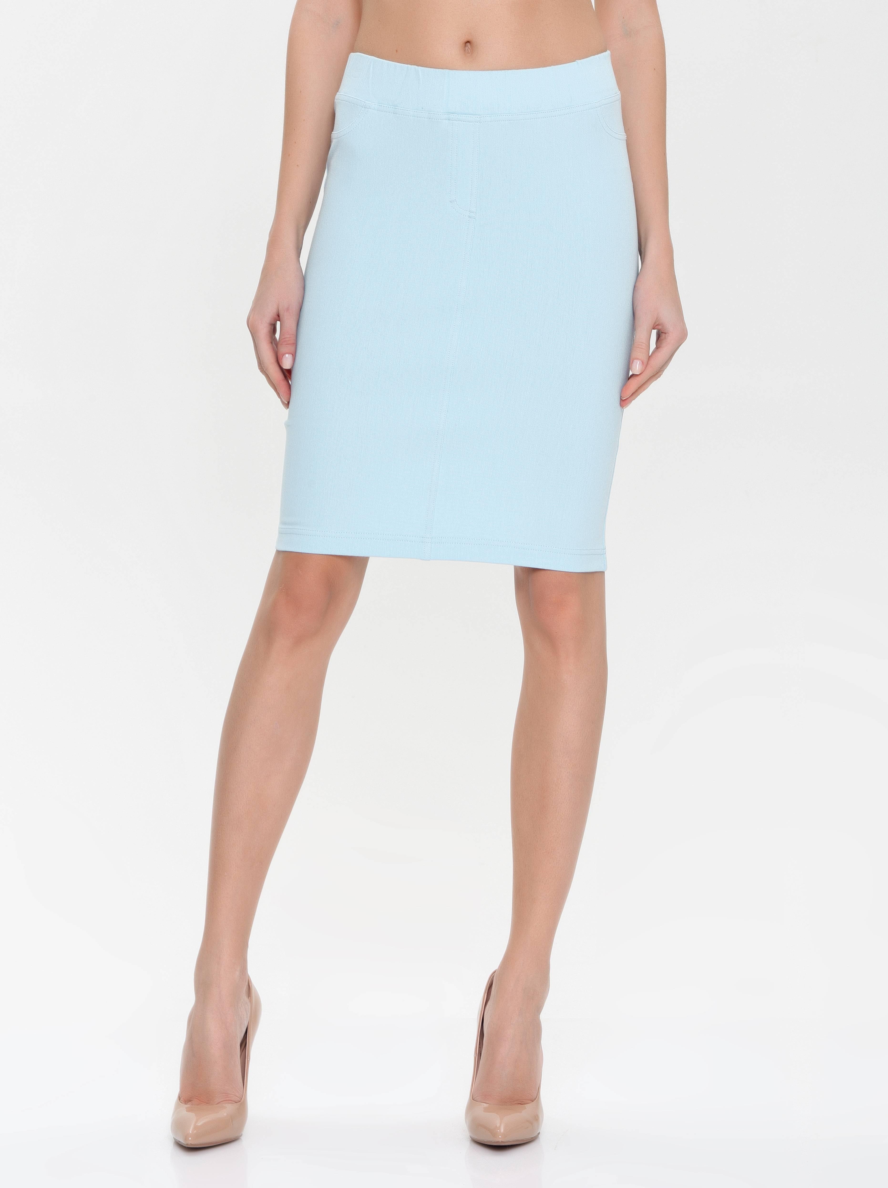 Юбка женская ⭐️ Моделирующая юбка с эффектом